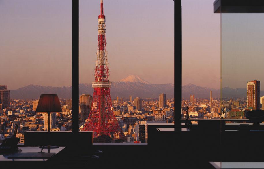 Park Hotel Tokyo - Habitus Living