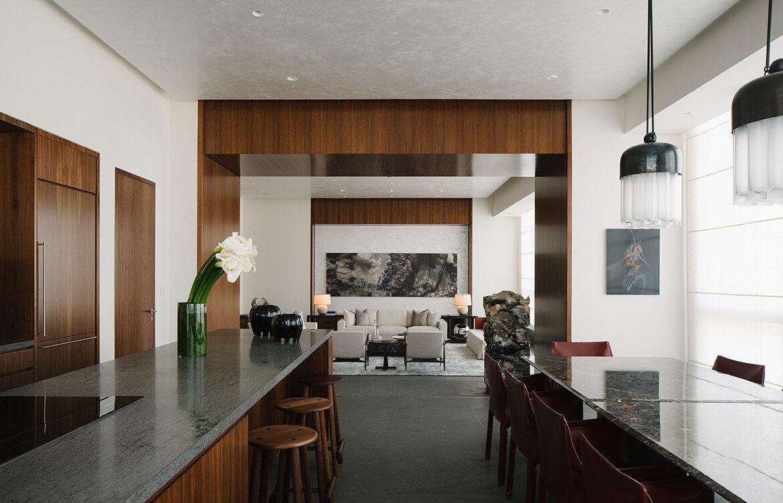 Keraton Apartment interior design by Brewin Design Office | interior architecture | modern apartment design