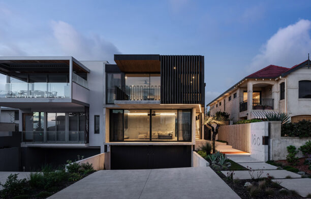 Vodka Palace by Marcus Browne Architect | residential architecture | contemporary residential design | Australian architecture