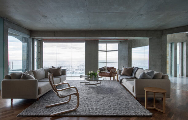 Coogee Castle by Renato D'Ettorre Architects and Malvina Stone featured in Beautifully Brutalist Interiors Of Houses Across Asia Pacific on habitusliving.com cc Jody D'Arcy