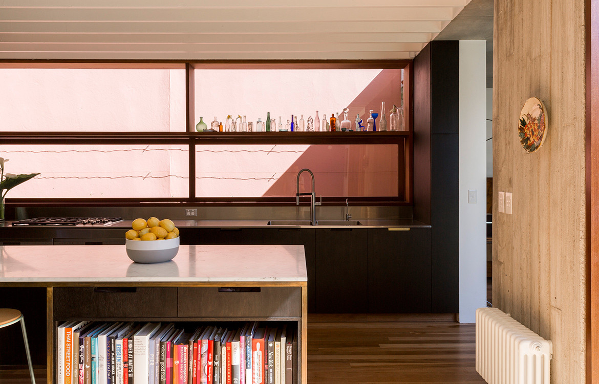 Paddington Courtyard House by Aileen Sage Architects | residential architecture | contemporary kitchen design