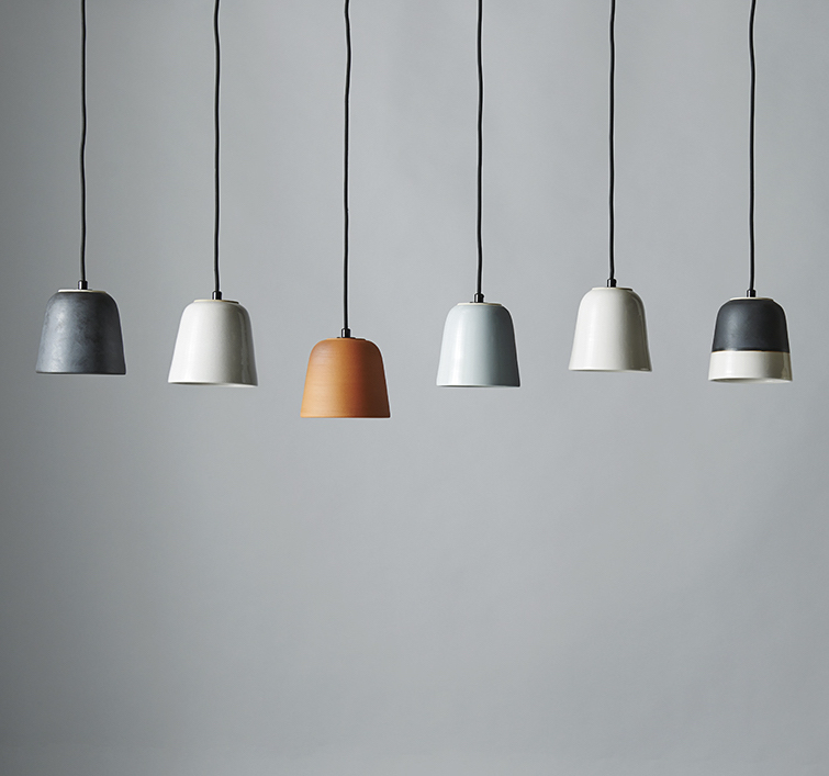 Potter Light by Anchor Ceramics