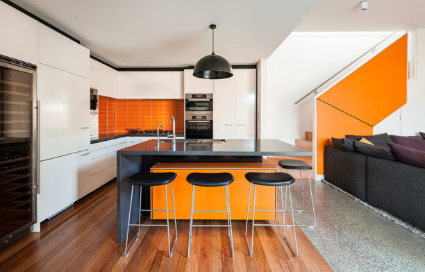 Fisherman's Bend House - Adam Dettrick Architects | Habitus Living