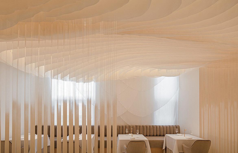 La Chansonnière by GB Space   French restaurant   Beijing   fine-dining   interior design