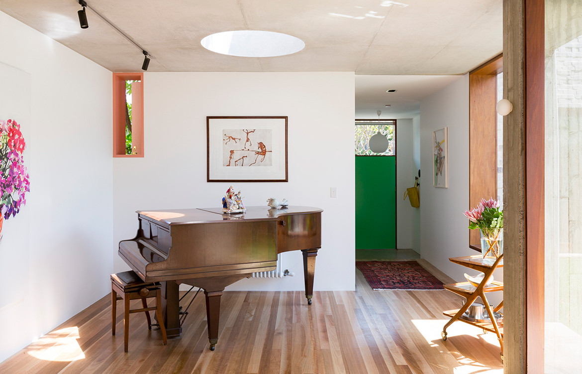 Paddington Courtyard House by Aileen Sage Architects | residential architecture | interior design