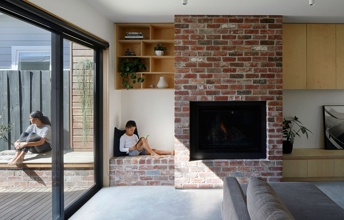 Peekaboo House By Native Design Workshop