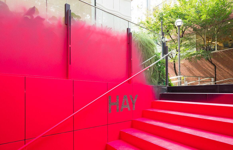 HAY TOKYO Schemata Architects CC Masataka Nishi