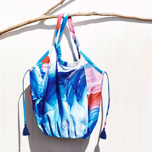 Shilo Beach Bag by Sportscraft