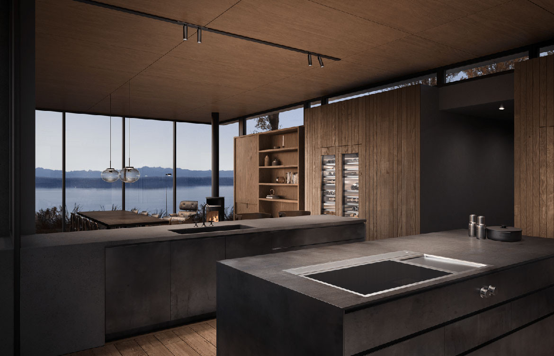 Freezer Residential Kitchen