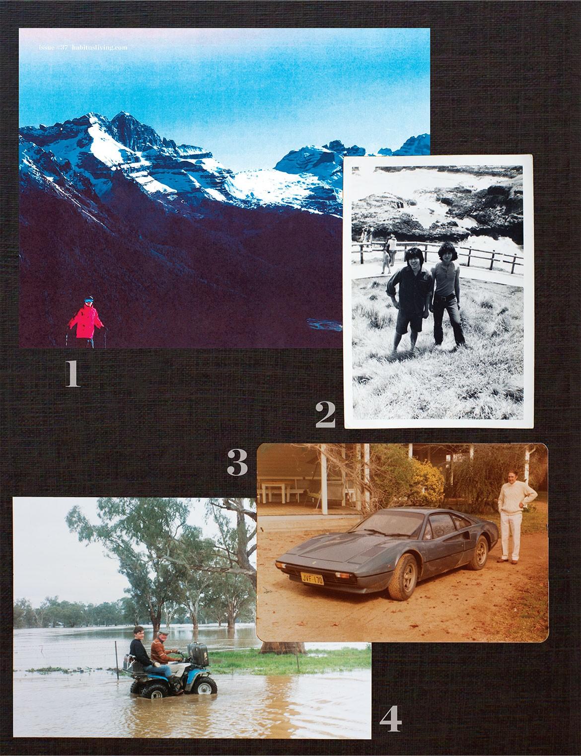 Habitus Family Album Koichi Takada Khai Liew Charles Wilson