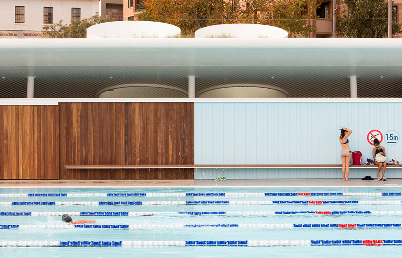Rachel Neeson Neeson Murcutt INDE Luminary prince alfred pool