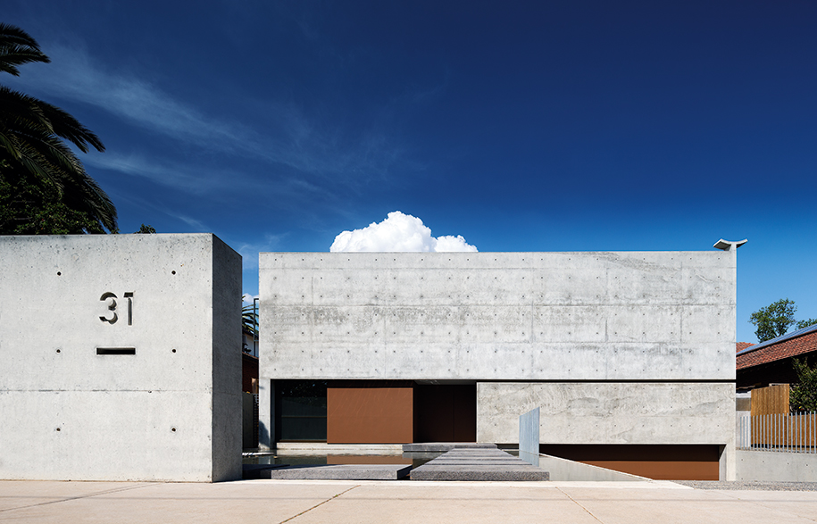 A taste of barragan inspired architecture habitus living Home architecture in mexico
