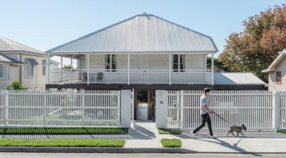 Room by Room and Bones Studio Revamp a Traditional Queenslander