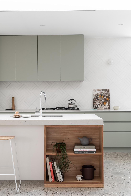 Dalecki Design kitchen.