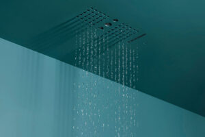 Blue Ghost Showerhead