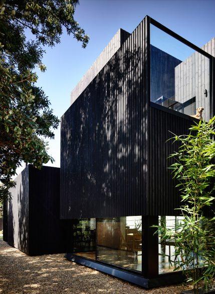 Shou Sugi Ban Australia Ola Studio