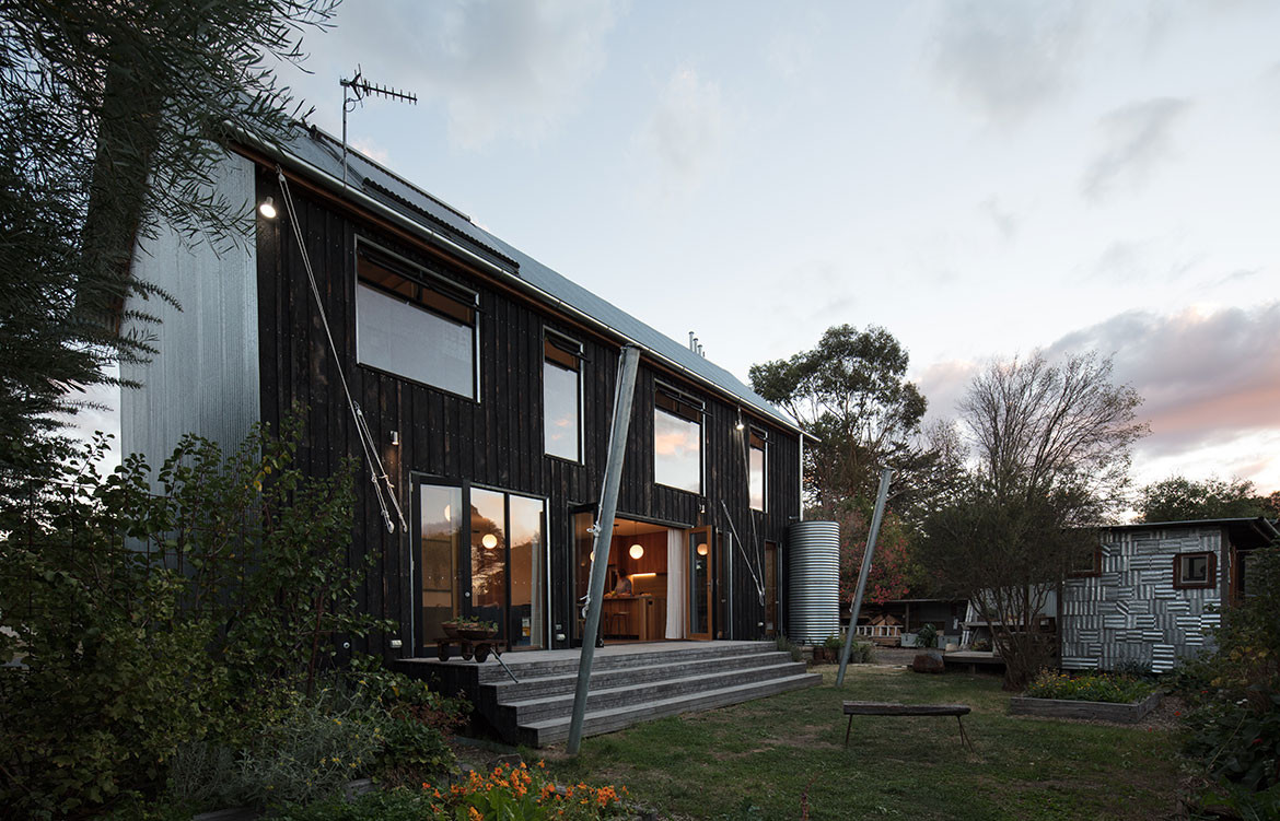 Recyclable House by Inquire Invent Sustainable Architecture | Habitus Living