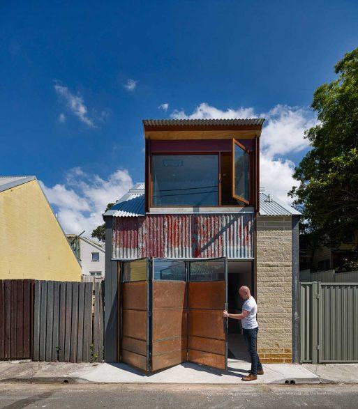 Grand Home Design Studio: The Potential Of Laneway Architecture