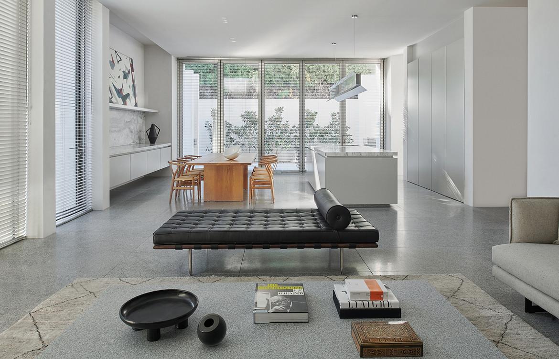 SLD Residence DavidovArchitects CC Veeral Patel open plan