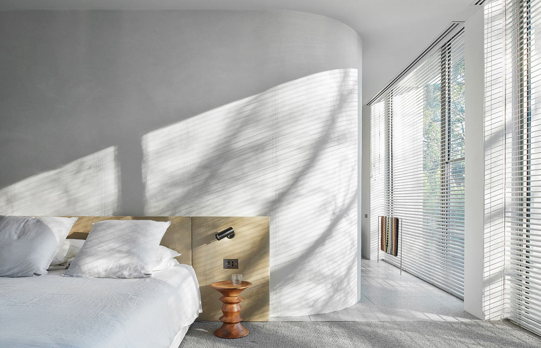 SLD Residence DavidovArchitects CC Veeral Patel bedroom
