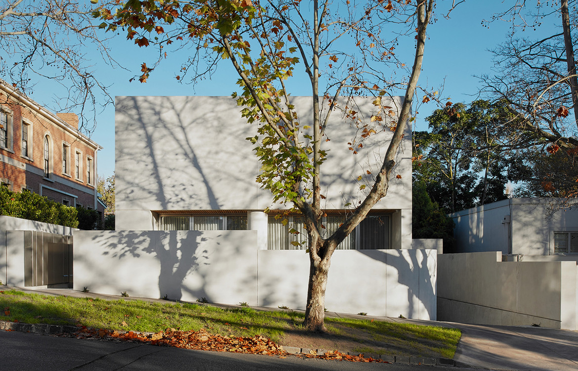 SLD Residence DavidovArchitects CC Veeral Patel exterior