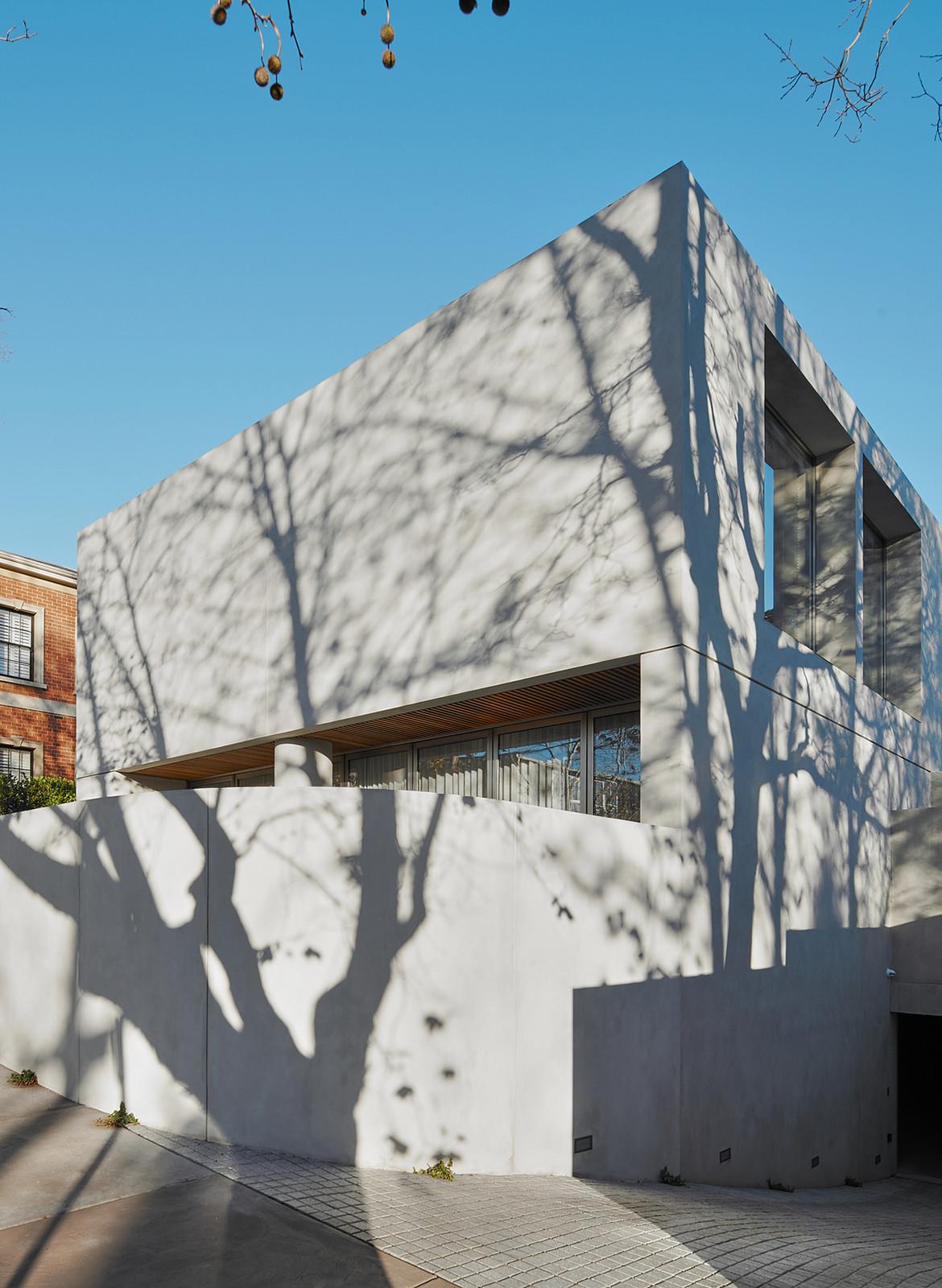 SLD Residence DavidovArchitects CC Veeral Patel facade