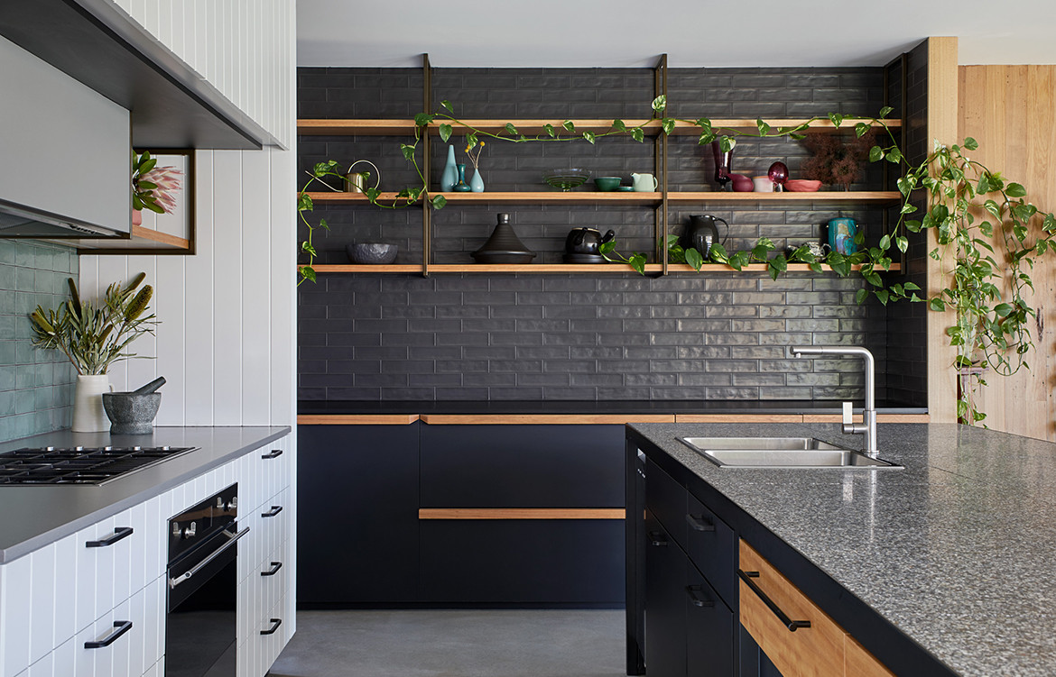 BENT Annexe BENT Architecture Tatjana Plitt kitchen splashback