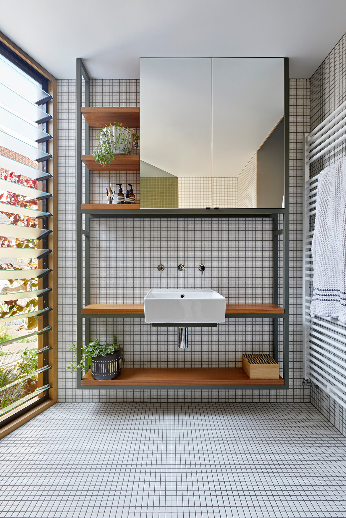 BENT Annexe BENT Architecture Tatjana Plitt bathroom sink