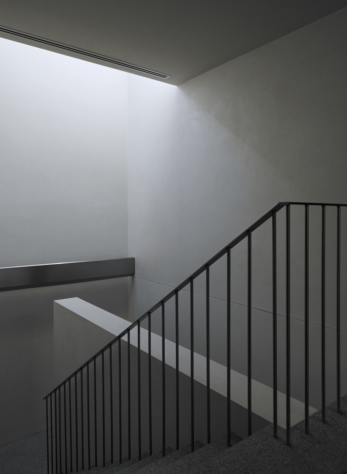 SLD Residence DavidovArchitects CC Veeral Patel stairs