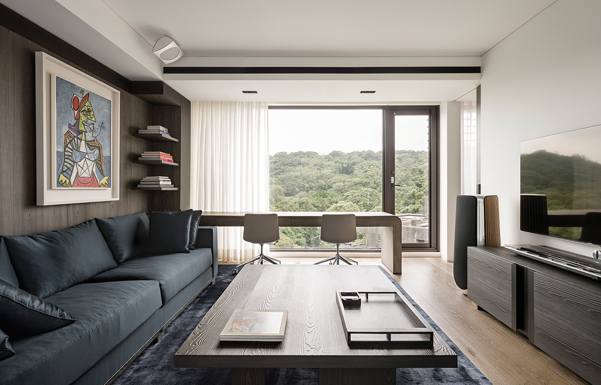 Taipei House by Valerie Rostaing