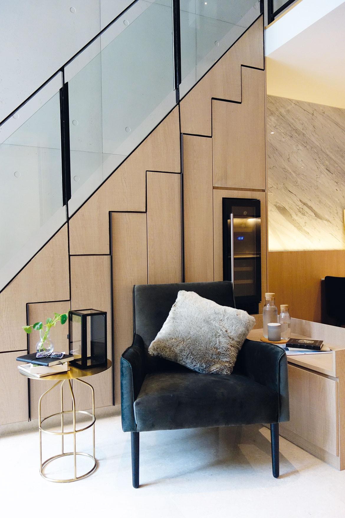 4 Great Loft Ideas Lookbox Living bachelor pad chair