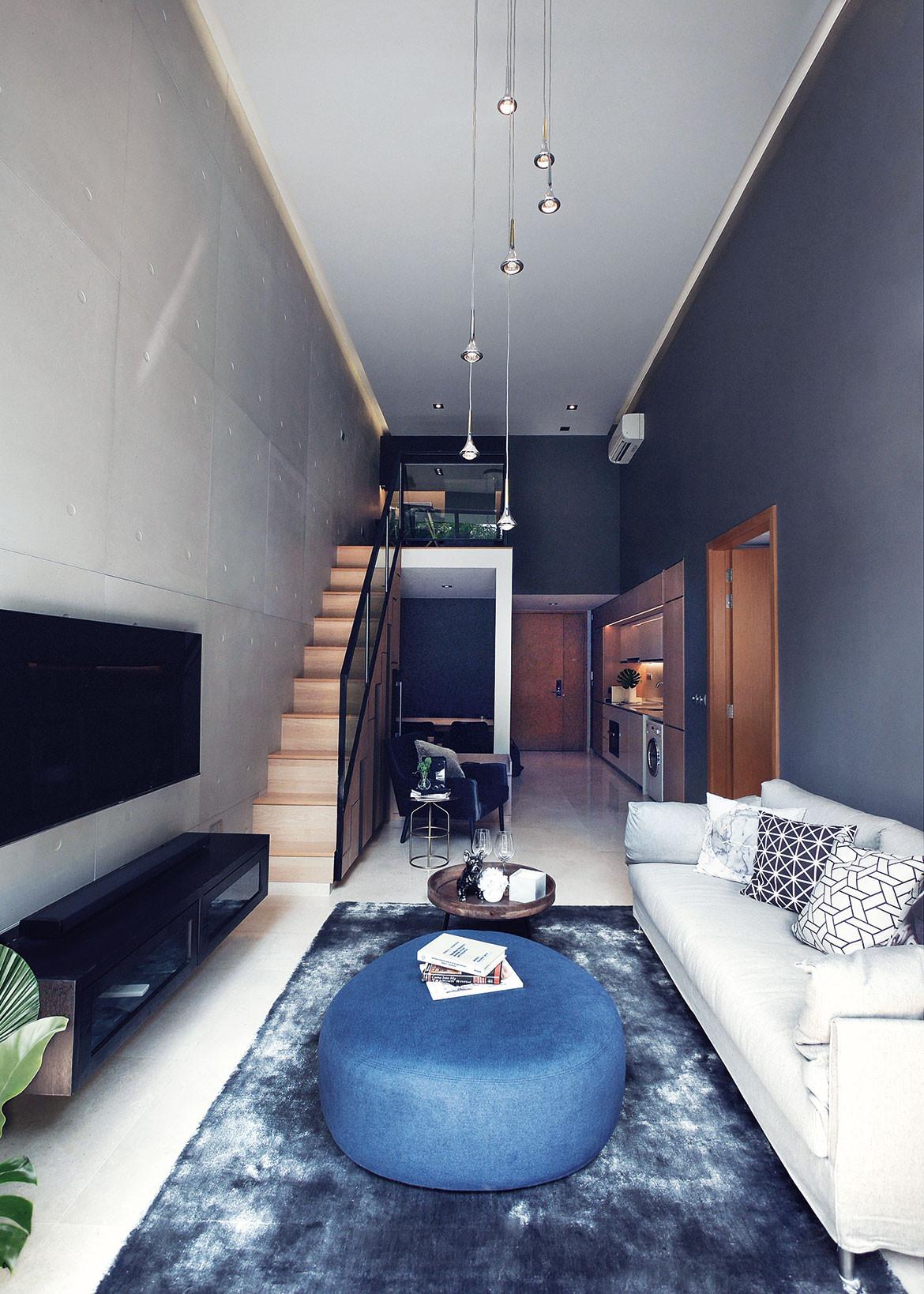 4 Great Loft Ideas Lookbox Living bachelor pad living