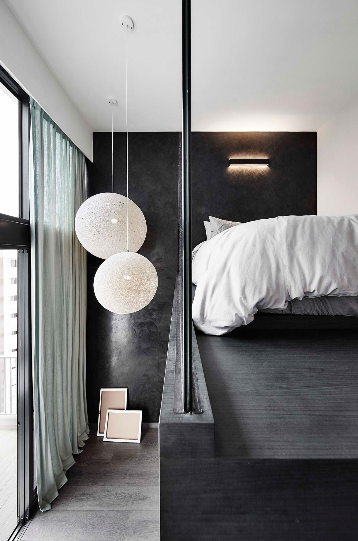4 Great Loft Ideas Lookbox Living chich penthouse masterbedroom