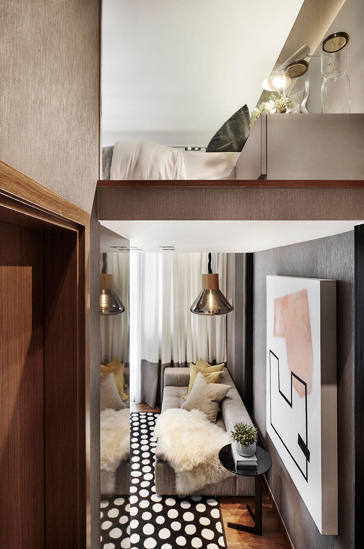 4 Great Loft Ideas Lookbox Living duay key apartment levels