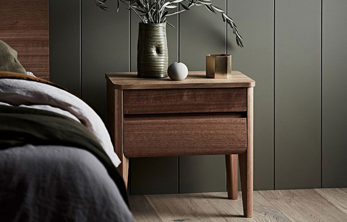 Kuri Bedside Table Tide Workshopped bedroom side tables