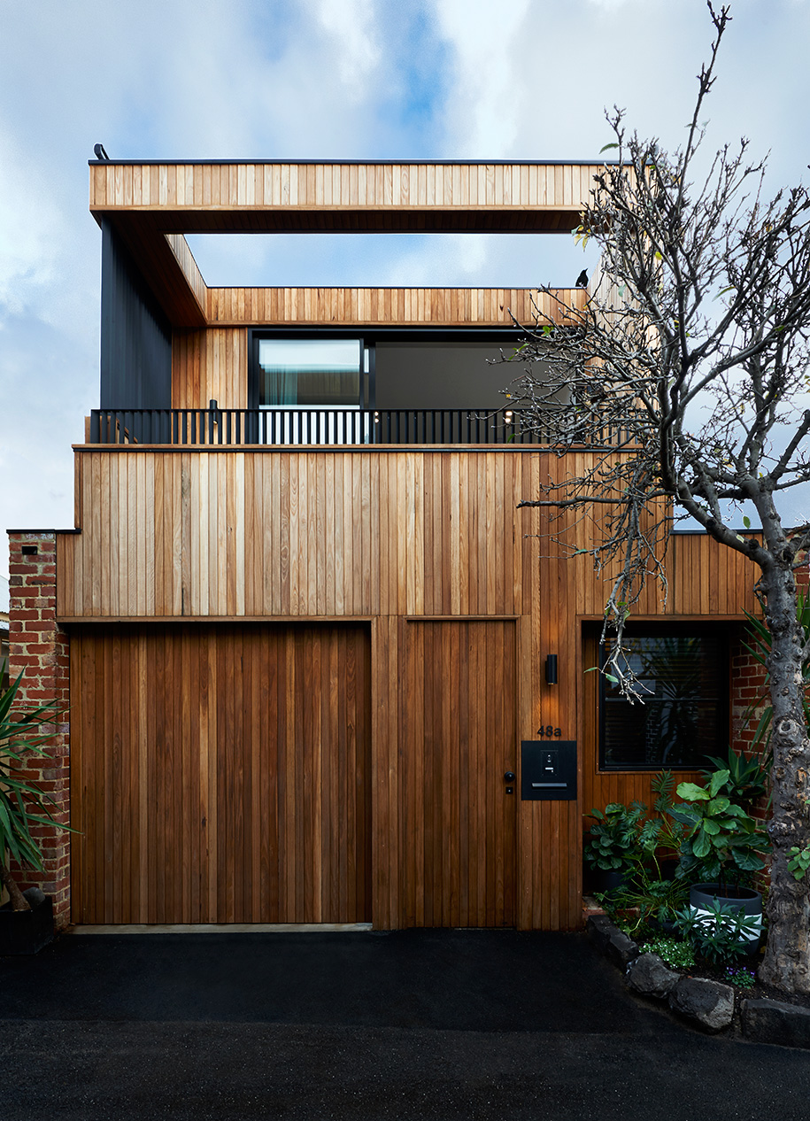 Small Footprint Prahran House - Studio Tate | Habitus Living