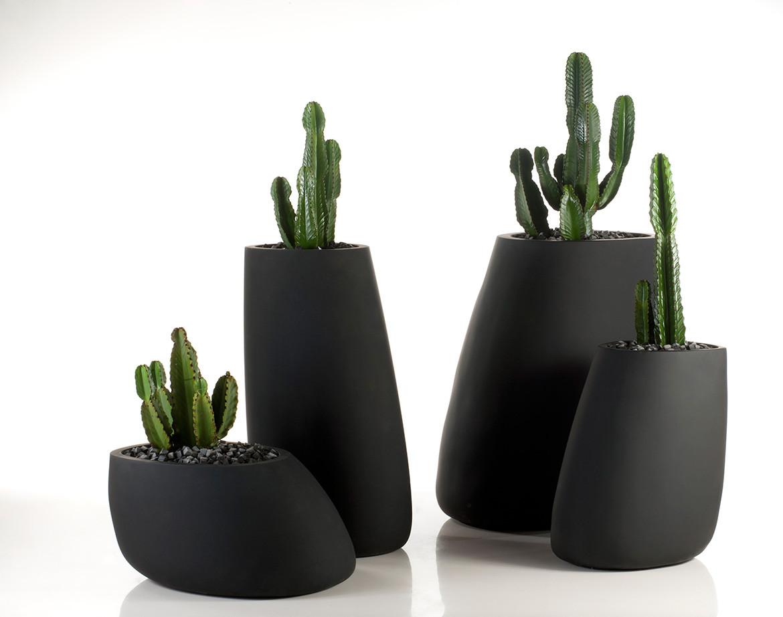 Vondom Stone Pots from Ke-Zu