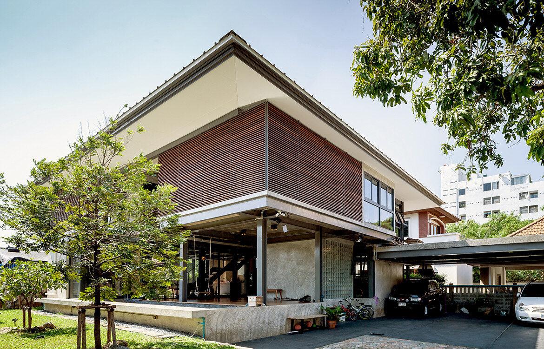 713 House Junsekino Architect and Design CC Spaceshift Studio exterior