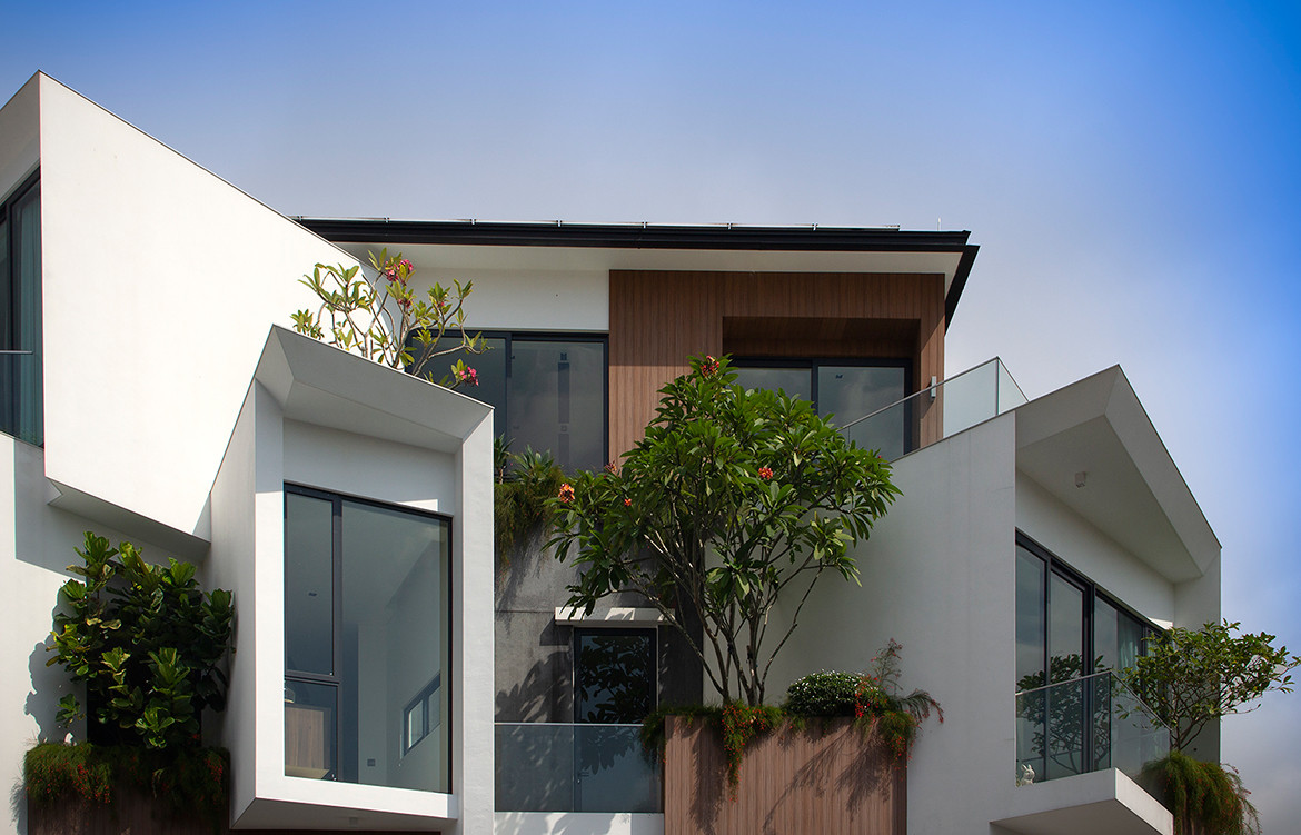 Frankel House Aamer Architects cc Amir Sultan view