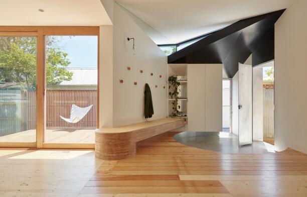 Taranaki Rift House Architecture Architecture living