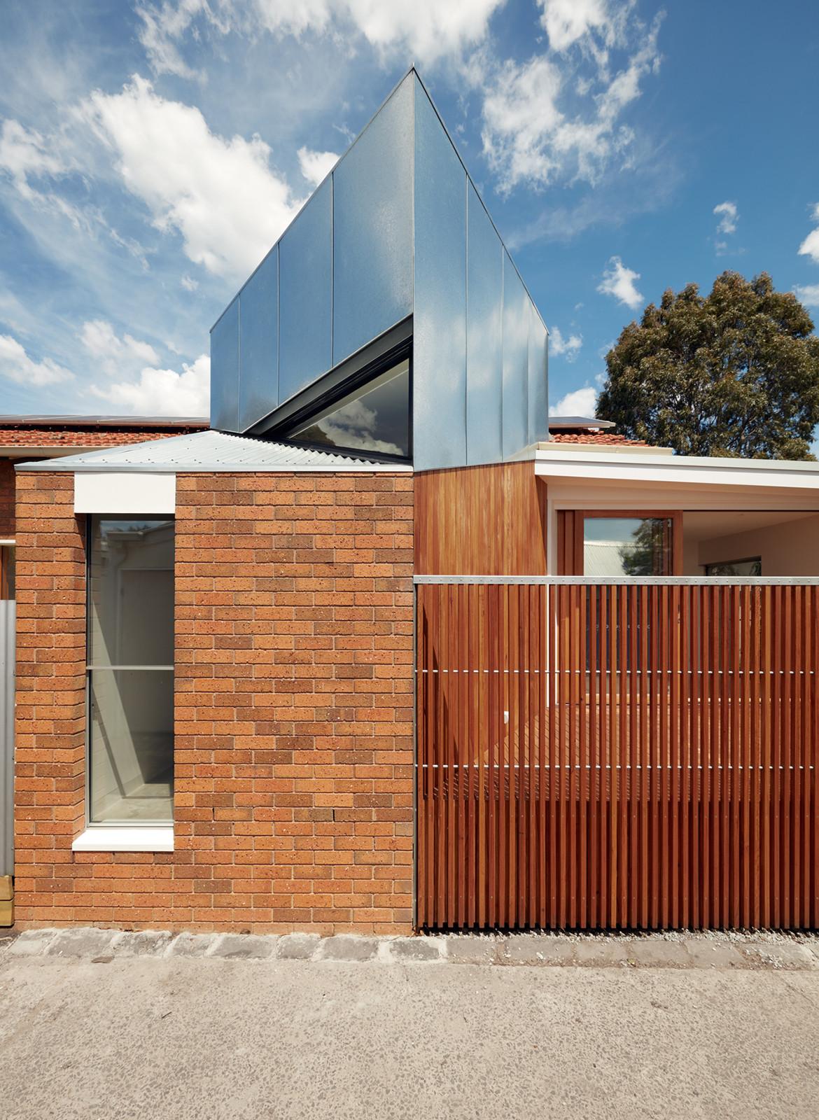 Taranaki Rift House Architecture Architecture facade
