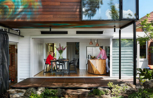 Kiah House Austin Maynard Architects Biophilic Design