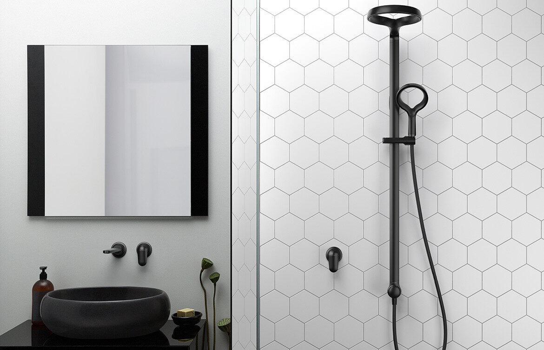 The Matte Black Bathroom Trend Habitusliving Com