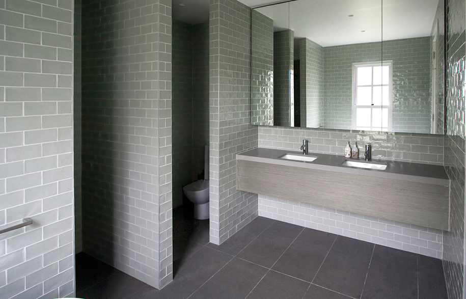Adam Kane Architects Macedon Ranges bathroom