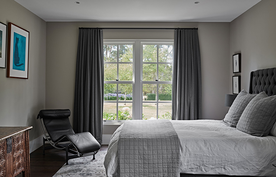 Adam Kane Architects Macedon Ranges bedroom