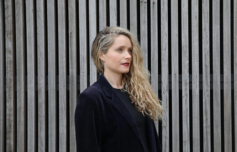 New Zealand-born, Sydney-based emerging architect, Adele McNab