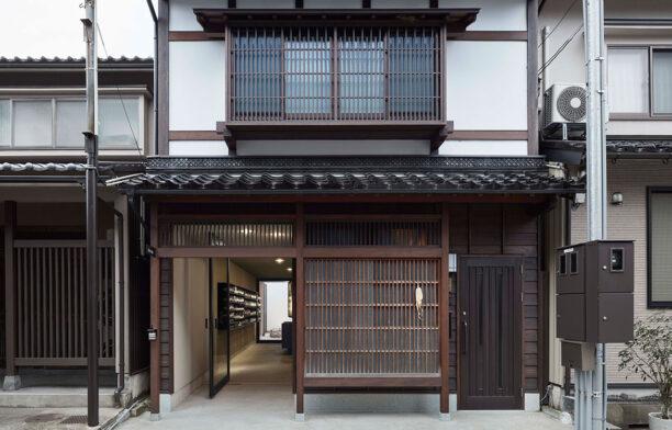 Aēsop Kanazawa Case Real exterior