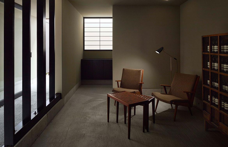 Aēsop Kanazawa Case Real sitting room