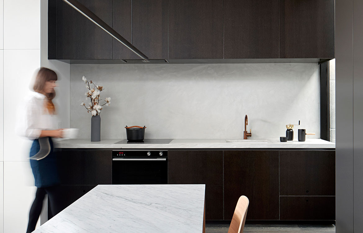 Albert Park House Whiting Architects cc Shannon McGrath Fisher & Paykel