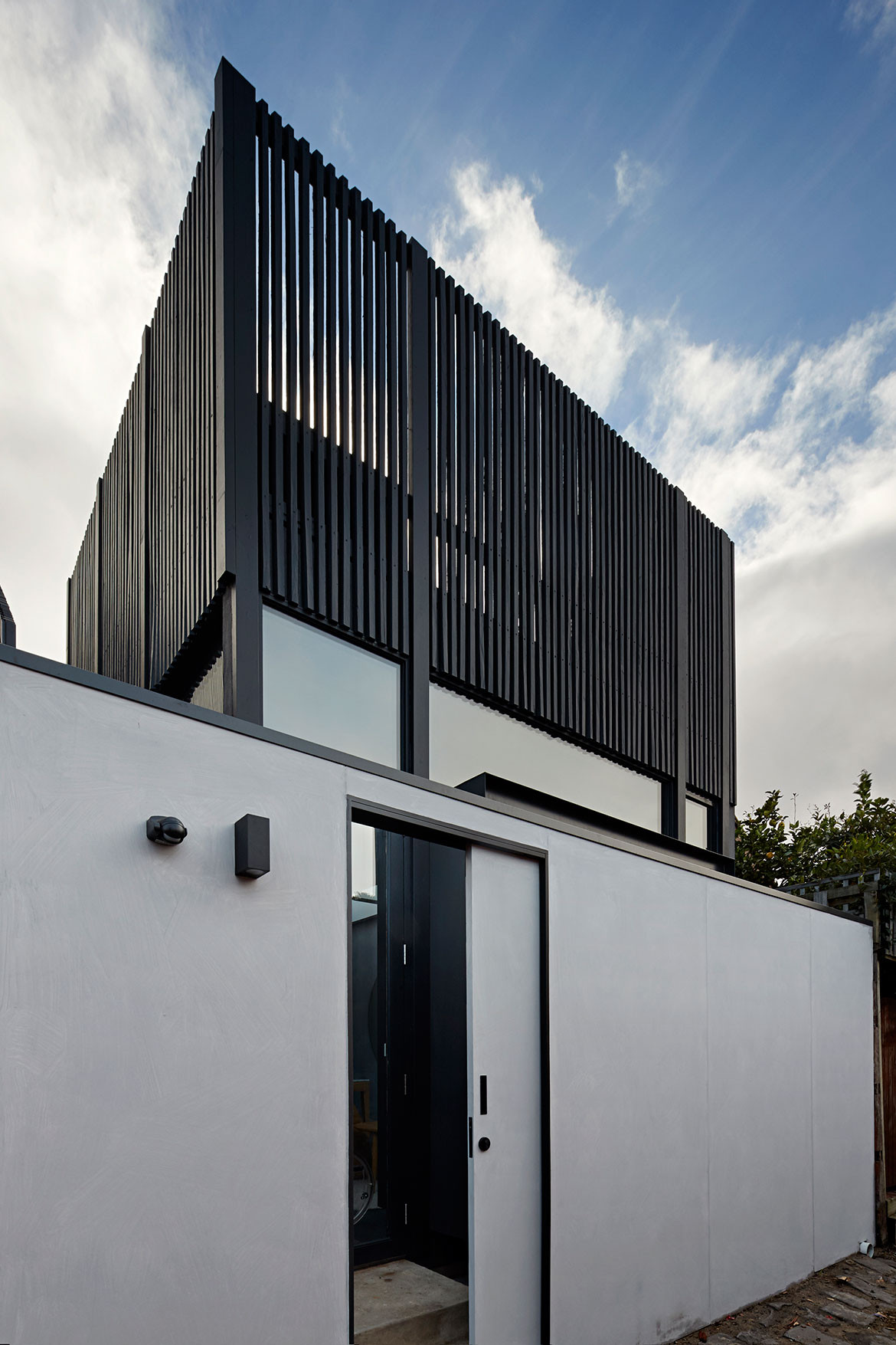 Albert Park House Whiting Architects cc Shannon McGrath new addition